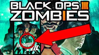 """Black Ops 3 Zombies"" - HUGE Easter Egg! We Missed Something BIG! (Call of Duty Zombies)"