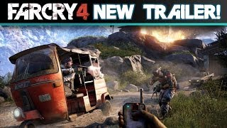 far cry 4 gameplay trailer new! limited edition kyrat bundle! ps4, xbox one, pc