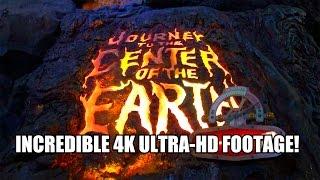 getlinkyoutube.com-Journey to the Center of the Earth Complete POV 4K Tokyo DisneySea Japan