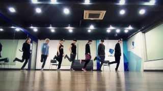 """getlinkyoutube.com-BTOB - """"뛰뛰빵빵 (Beep Beep)"""" Dance Practice Ver. (Mirrored)"""