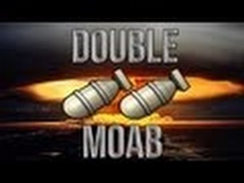 MW3- First Ever Double MOAB on Piazza!!! 1