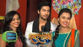 getlinkyoutube.com-Helly Shah, Tejasvi Prakash And Namish Taneja in Swaragini | Colors TV New Show