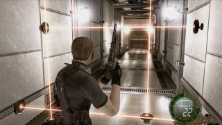getlinkyoutube.com-Resident Evil 4 HD Remake Gameplay Footage