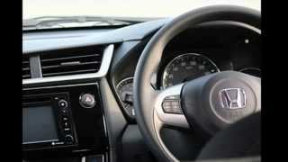 getlinkyoutube.com-Honda BRV- All New Compact SUV- Test Car –Interior View -Part2