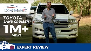 Toyota Land Cruiser ZX 2016 Detailed Review: Price, Specs & Features   PakWheels
