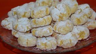 getlinkyoutube.com-غريبة السميد والكوك بنكهة البرتقال/حلويات العيد
