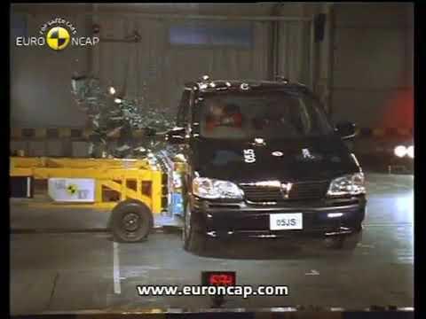 Opel Sintra 1999 E NCAP