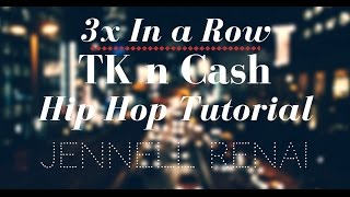 getlinkyoutube.com-TK n Cash. - 3 Times in a Row | Hip Hop Choreography