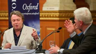 getlinkyoutube.com-[official] Christopher Hitchens and John Haldane at Oxford - We Don't Do God? - The Veritas Forum
