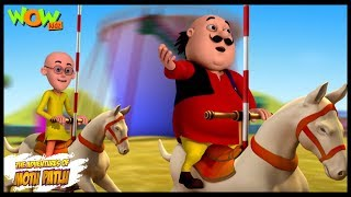 Mela   Motu Patlu In Hindi WITH ENGLISH, SPANISH & FRENCH SUBTITLES