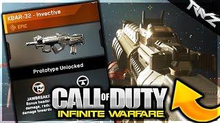 "getlinkyoutube.com-""KBAR 32 Invective"" - HEADSHOT DAMAGE MELTS | Epic Weapon Review (Infinite Warfare Variants Guide)"