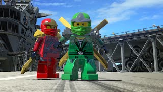 getlinkyoutube.com-LEGO Ninjago (MOD) - LEGO Marvel Super Heroes