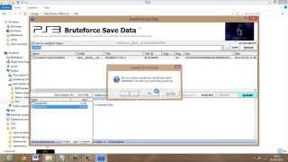 getlinkyoutube.com-Como Usar Bruteforce Save Data