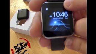 getlinkyoutube.com-Unboxing of the Zeblaze Rover Smart Watch