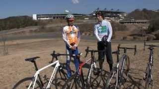 getlinkyoutube.com-ロードバイク「FOCUS CAYO 105」「ORBEA アクア TIAGRA」「GIANT TCR ADVANCED 1」」ANCHOR RFX8 Elite」インプレッション【シクロチャンネル】