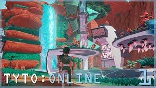 getlinkyoutube.com-A Whole New Alien World!! • TYTO ONLINE - Episode #1