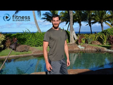 Quick and Intense HIIT Workout - Bodyweight Only HIIT Cardio