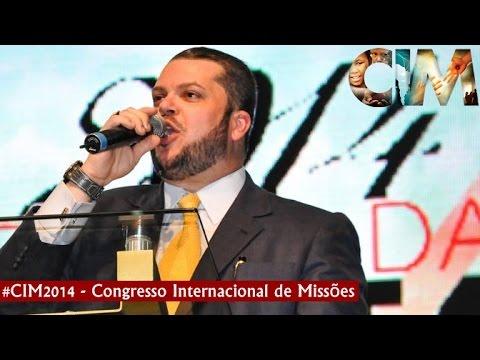 Ap. Agenor Duque Mensagem OFICIAL | CIM 2014
