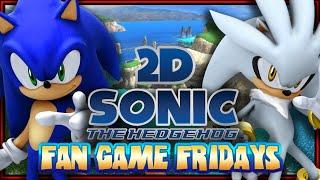 getlinkyoutube.com-Fan Game Fridays - Sonic the Hedgehog 06 2D