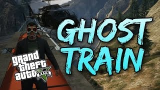 getlinkyoutube.com-Ghost Train! (GTA V)