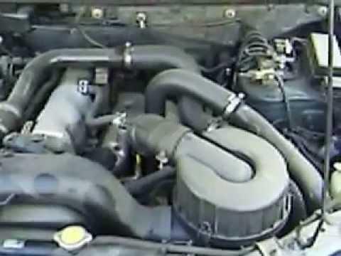 Двигатель Mazda MPV WL (2548)