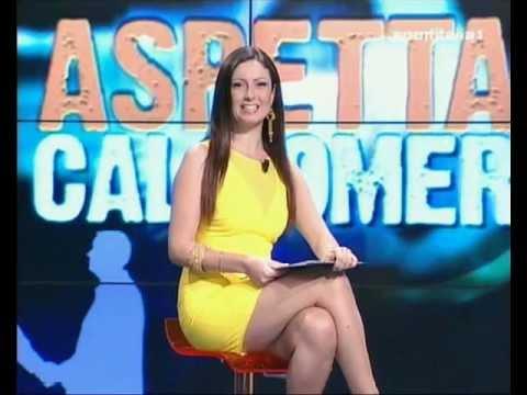 Monica Bertini Aspettando Calciomercato 10 Giugno 2013
