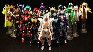 getlinkyoutube.com-仮面ライダーゴースト GC13 仮面ライダーゴースト ムゲン魂 Kamen Rider Ghost GC13 Mugen Ghost Tamashii