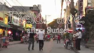 Girls on FIELDS AVE 6 pm angeles city