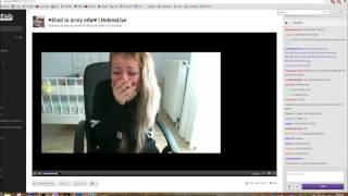 getlinkyoutube.com-[HELENA] つ ◕_◕ ༽つHelenaLive SCREAMS ft. Hayate༼ つ ◕_◕ ༽つ.