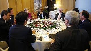 Cumbre en Bruselas: El G7 aisla a Putin, pero sin nuevas sanciones