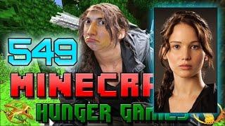 Minecraft: Hunger Games w/Mitch! Game 549 - KATNISS MY LOVE!