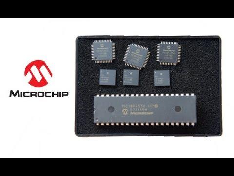Microcontroladores PIC : Explicacion y tipos