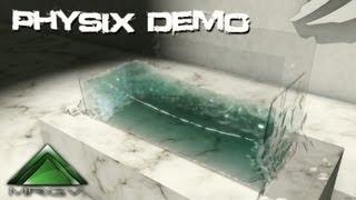 getlinkyoutube.com-Nvidia - Realtime Water / Destruction Techdemo - MRGV