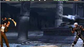 getlinkyoutube.com-The King Of Fighters Memorial Special Editon - Super Battles