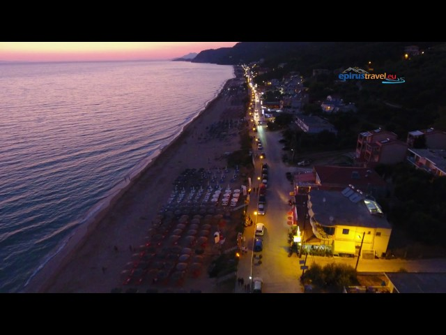 Loutsa,Vrachos Beach 24hours moments flight