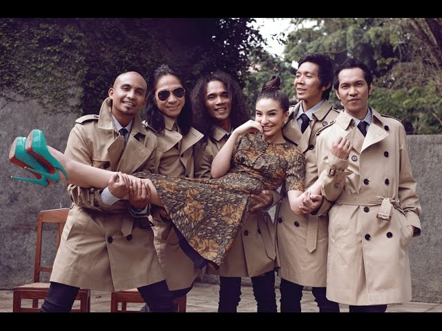 PLISS - SLANK FEAT NIRINA ZUBIR karaoke download ( tanpa vokal ) instrumental