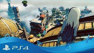 getlinkyoutube.com-Gravity Rush 2 | TRAILER | #PlayStationPGW