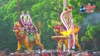 நல்லூர் கந்தசுவாமி கோவில் எட்டாம் திருவிழா மாலை 01.08.2020