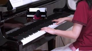 getlinkyoutube.com-好きだ。 ピアノ Little Glee Monster  TBS系ドラマ『表参道高校合唱部 !』主題歌