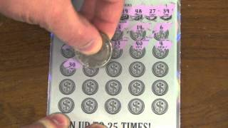 getlinkyoutube.com-$500 Million Spectacular $30 Scratch off - WINNER FINALLY