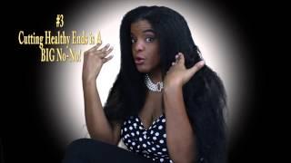 getlinkyoutube.com-Top 5 Mistakes Black Women Make Growing Long Hair