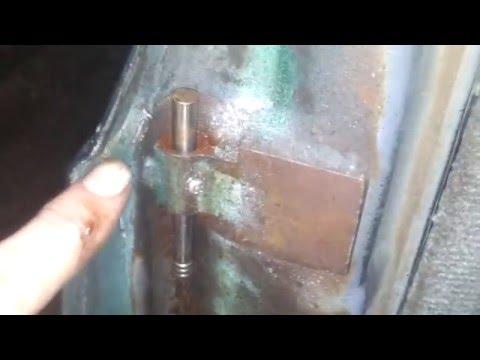 Ремонт дверных петель М-2141