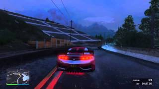 Ahrix-Nova ( GTA 5 Gameplay race )