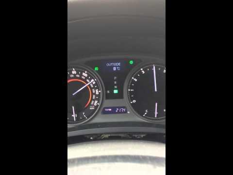 Lexus IS 350 220 km