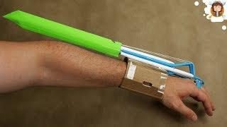 getlinkyoutube.com-Como Fazer uma Espada de Papel