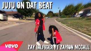 getlinkyoutube.com-JuJu On Dat Beat - Zay Hilfigerrr Dance Challenge Twin Version #JujuOnTheBeat #TZAnthemChallenge