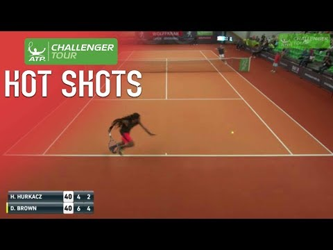 Brown Tracks Down Ismaning Challenger Hot Shot 2017