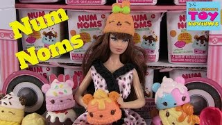 getlinkyoutube.com-Num Noms Series 1 Blind Bag Mystery Toys Unboxing | Toy Review | PSToyReviews