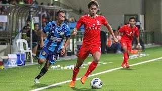 getlinkyoutube.com-Malaysia Super League 2015: LionsXII vs ATM FA (20 June)