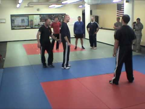 Systema Shoulder Lock Defense